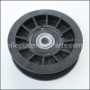 Husqvarna Flat Idler Pulley part number: 539110311