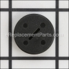 Makita Brush Holder Cap HM 1800 part number: 643710-2
