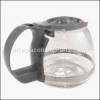 DeLonghi Gc01 4 Cup Carafe Dc41W / Dc410W part number: USUGC01