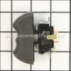 DeWALT Switch Assembly part number: 610552-00SV