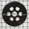 Porter Cable Router Sub Base part number: 42186