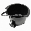 Black and Decker Filter Basket Blk part number: DCM100FILTERBASKET