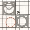 Porter Cable Graphite Gasket Kit part number: D30139