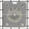 Porter Cable Valve Plate With Lower Gasket part number: N017592SV