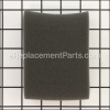 Bissell Upper Tank Filter part number: B-203-1085