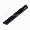 Crevice Tool, Black