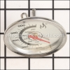 Char-Broil Thermometer, W/Artwork part number: G511-0029-W1