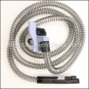 Hoover Hose Assembly With Trunnion - Billowy Blue part number: H-304335001