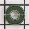 Makita Ball Bearing 6000DDW part number: 211088-7