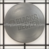Black and Decker Hub Cap part number: 90556609