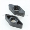 Manual Air Relief Valve Nut