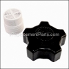 Hayward Drain Cap Assembly, Gasket Screen part number: SX180LA