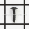 Rear Foot Cover Screw