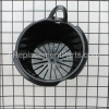 Black and Decker Removable Filter Basket part number: CM1050-01