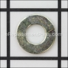 Washer SAE 3/8-13/32 I.D. x 13/16 O.D. x 1/16Plated