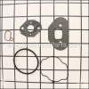 Weed Eater O-Ring - Rear Plug Kit part number: 545180866
