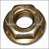 Nut, Locking Top Flange .31-18