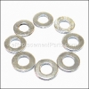Craftsman Flat Washer, 8Pk part number: STD551031