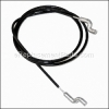 Craftsman Control Cable part number: 762259MA