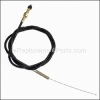 Craftsman Control Cable part number: 49808