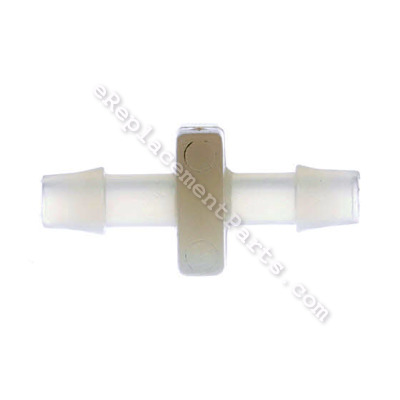 07332 Homelite 985304001 Inline Fuel Fitting 7332 UP04310,518086001