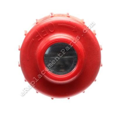 2x Spool Retainer Bump Knob For Ryobi Homelite Trimmer 308042001 RY34421